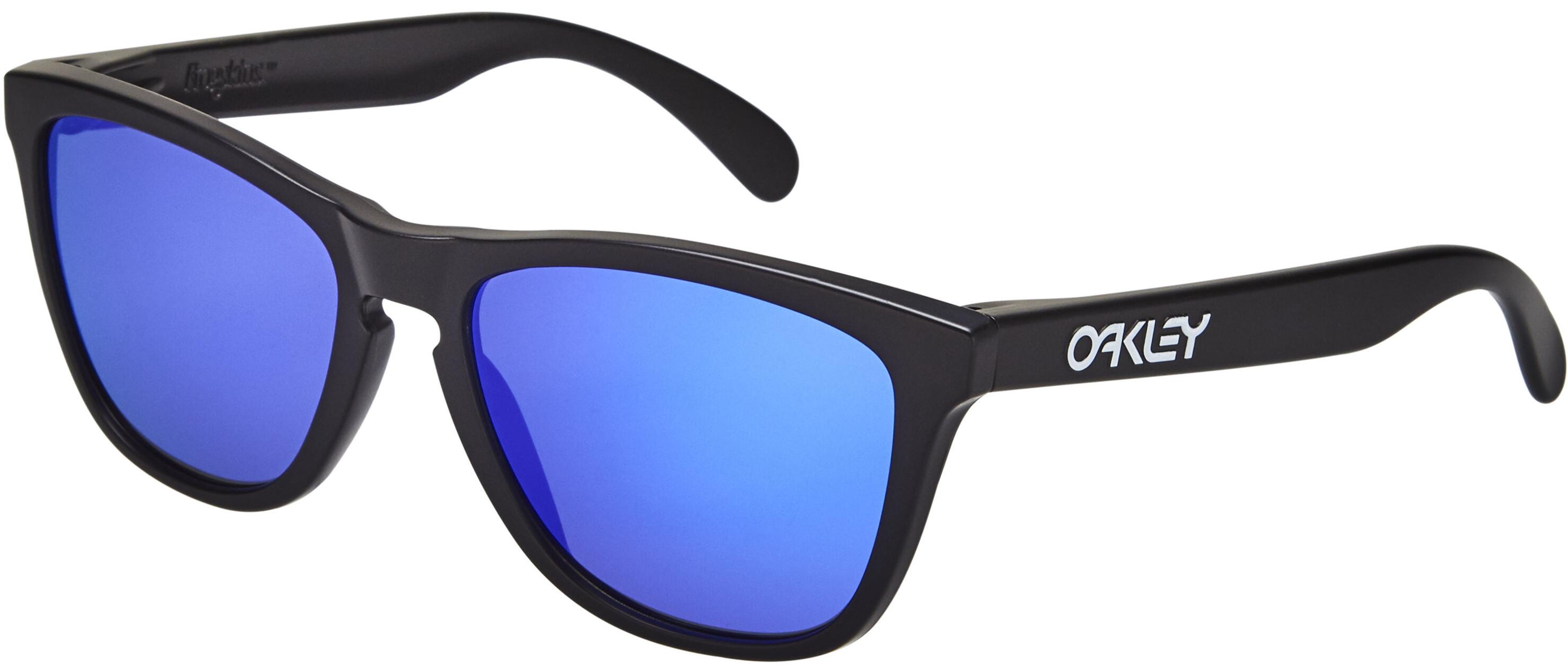 182f3eddae Oakley Frogskins - Gafas ciclismo - negro | Bikester.es